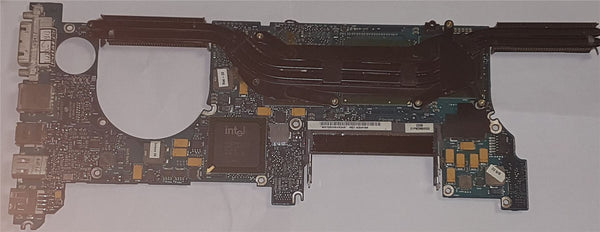 Apple MacBook Pro A1211 2006 Logic Board 820-2054-B  Intell 2.16gHz GPU FAULTY