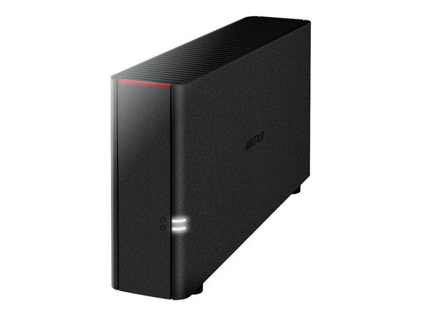 "Buffalo LinkStation 210 4TB NAS 1x 4TB HDD 1x Gigabit Ethernet Socket Network Storage External Hard Drive (PC Desktop 3.5"")"
