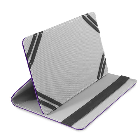 "Leo 7"" Universal Purple Outer/Grey Inter Tablet Cover"