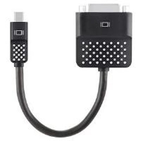 Belkin Black Apple Mac Mini Display Port to DVI Adapter Cable BELF2CD029BT