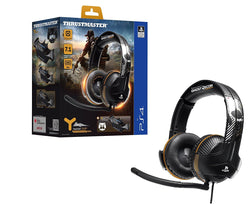 New Thrustmaster Y-350P Headphones Gaming Headset for PS4 Console Video Game