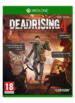 New Dead Rising 4 Xbox One Video Action Adventure Shooter Video Game