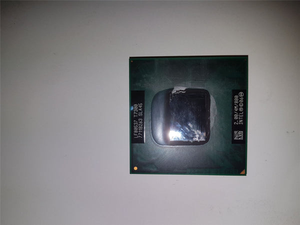 Apple Intel T7300 2.0ghz Core-2-Duo SLA45 Processor for iMac A1224 CPU