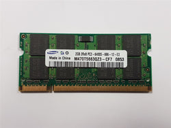Samsung 2GB PC2-6400S Mac Memory DDR2 800mHz M470T5663QZ3-CF7 Macbook/iMac Sodim
