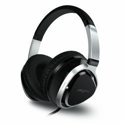 New Creative Aurvana Live!2 Over-the-Ear Headset with Detachable cable and In-line Microphone