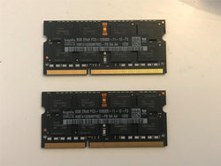 Hynix 16GB DDR3 PC3-12800S RAM 2x 8GB Memory Upgrade Kit Macbook Pro/iMac A1418