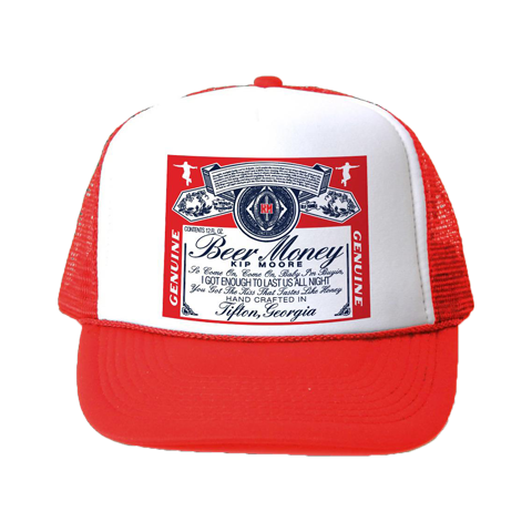 Beer Money Hat