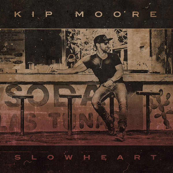 Kip Moore - SLOWHEART - CD