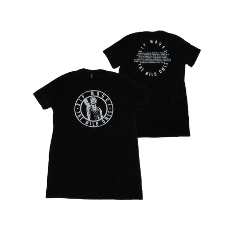 Wild Ones Circle Tour T-Shirt
