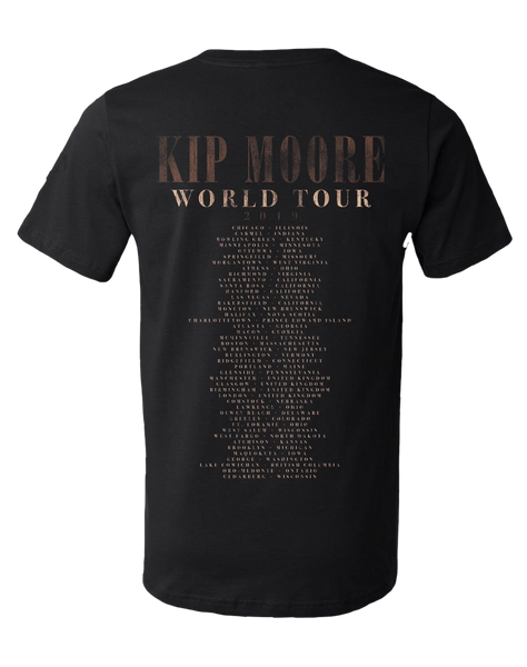 2019 World Tour Tee