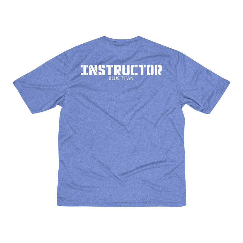 Staff Instructor Men's Heather Dri-Fit Tee