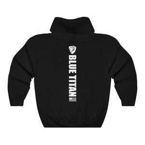 Frosty the Swoleman Unisex Heavy Blend™ Hooded Sweatshirt