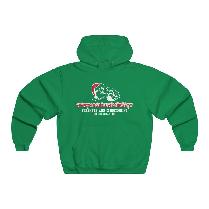 North Pole University, NUBLEND® Hooded Sweatshirt