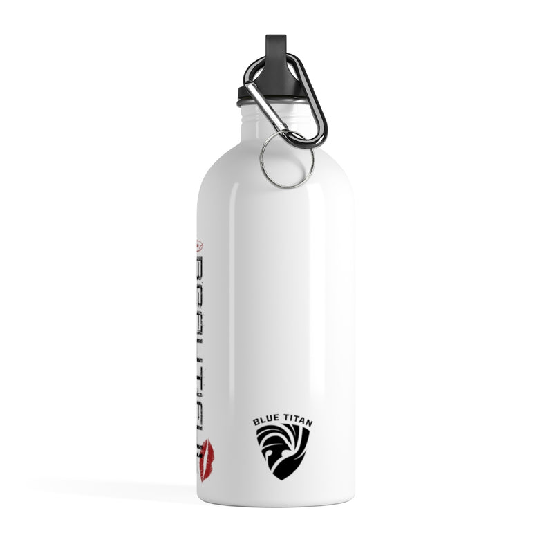 Beautiful Bad Ass - Stainless Steel Water Bottle