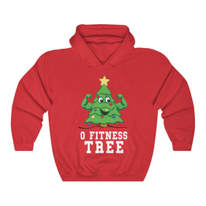 O Christmas Tree Unisex Heavy Blend™ Hooded Sweatshirt