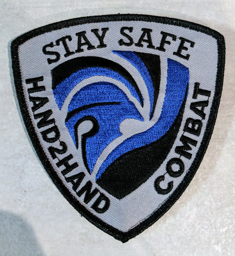 Stay Safe H2H Charity Patch