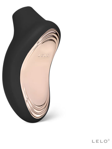 Lelo Sona 2 Black USB-Rechargeable Clitoral Stimulator Women Toy - Early2bed