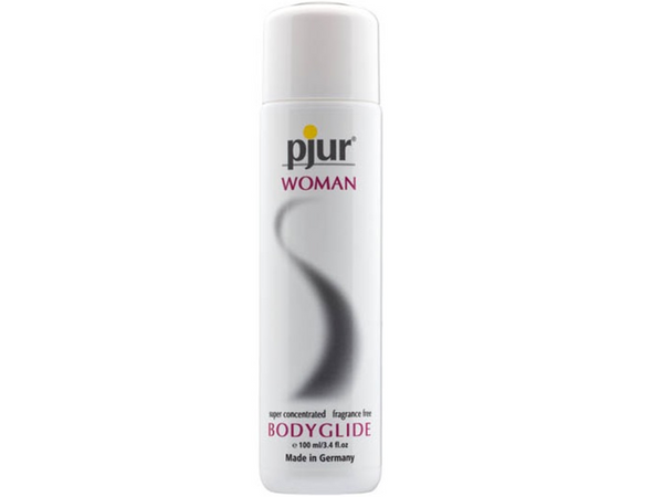 pjur Woman Soft Sensitive Skin Lubricant - 100ml Bottle - Early2bed
