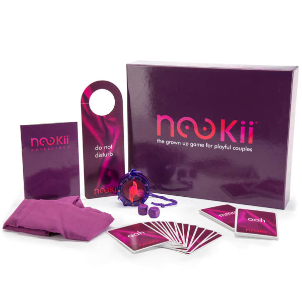 Nookii - Couples Card Game - Early2bed