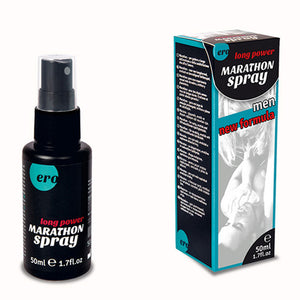 ERO Long Power Marathon Spray - Enhancer Spray for Men - 50 ml Bottle - Early2bed