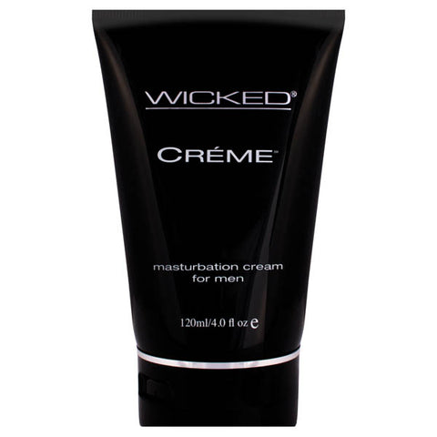 Wicked Creme - Masturbation Cream for Men - 120 ml (4 oz) Tube - Early2bed