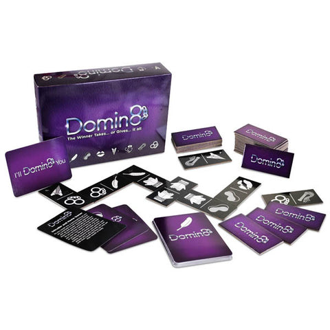 Domin8 - Couples Board Game