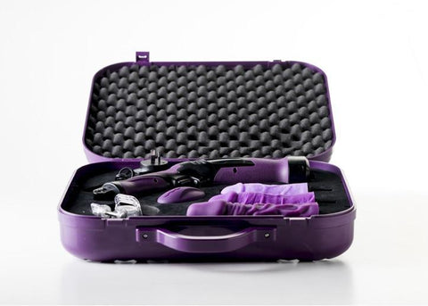 Purple Women Tool Kit Dildo Sex Gun Machine Adult Toy - Early2bed