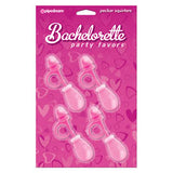 Bachelorette Party Favors - Pecker Squirters - Pecker Squirters - 4 Pack