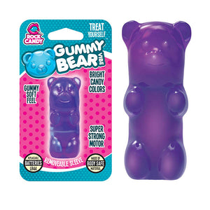 Rock Candy Gummy Bear Vibe - Purple Bullet - Early2bed