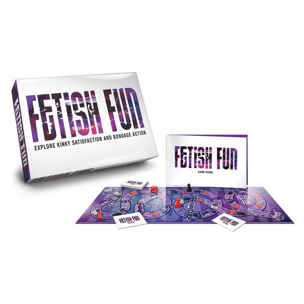 Fetish Fun - Adult Board Game - Early2bed