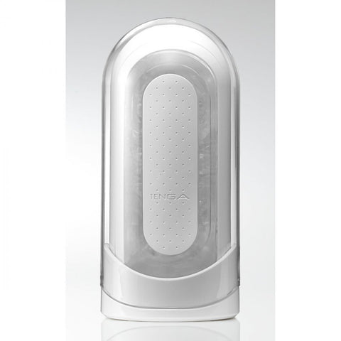 TENGA Flip Zero White Male Men Masturbator Stroker Sex Toy - Early2bed