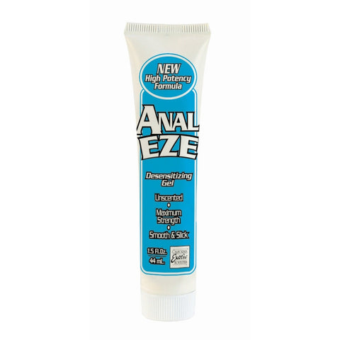 Anal-eze - Anal Desensitising Gel - 44 ml (1.5 oz) Tube - Early2bed
