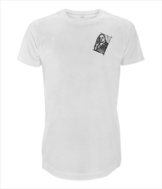 Pocket Design Long T Shirt by J Winters