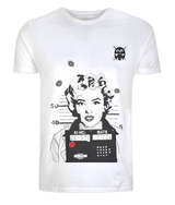 Good Girl Gone Bad Marilyn Monroe Classic T Shirt by Dan Watson