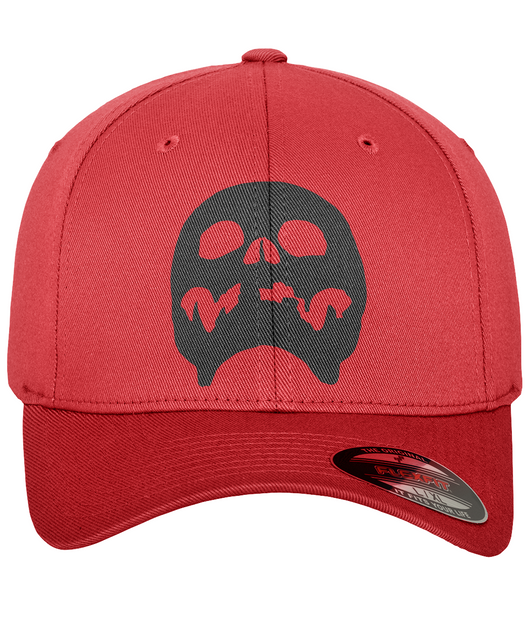 Vidathreads Skull Logo Flex Fit Cap