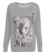 Old Flame Raglan Sweatshirt by Rigzi