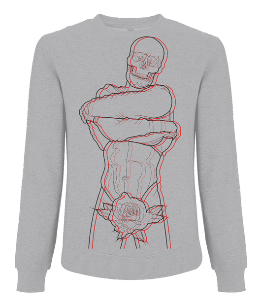 Shirt Lifter Volume 2 Sweatshirt by D Clemmett