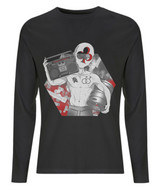In The Club Long Sleeve T Shirt J Nelson