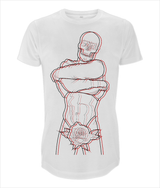 Shirt Lifter Volume 2 Long T Shirt by D Clemmett