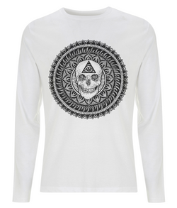 Third Eye Classic Long Sleeved Design by D Sarok