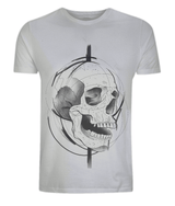 Skull Design Classic T Shirt by J Nelson