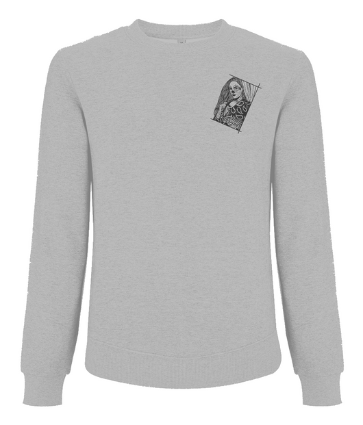 Pocket Design Sweatshirt by J Winters