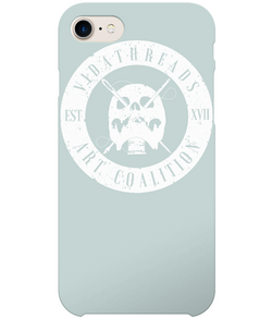 VidaThreads White Logo iPhone 7 Custom Case