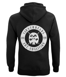 Vida Threads Hoodie Logo Distressed - VidaThreads
