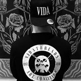 VidaThreads Sweatshirt Logo Distressed