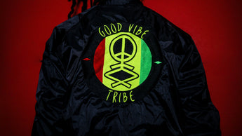 Black GVT Coach Jacket