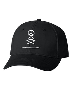 Black GVT Dad Hat