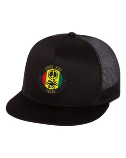 Black GVT Trucker Hat