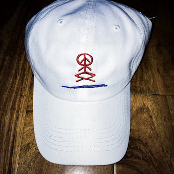 Good Vibe Tribe 'Fireworks' Dad Hat
