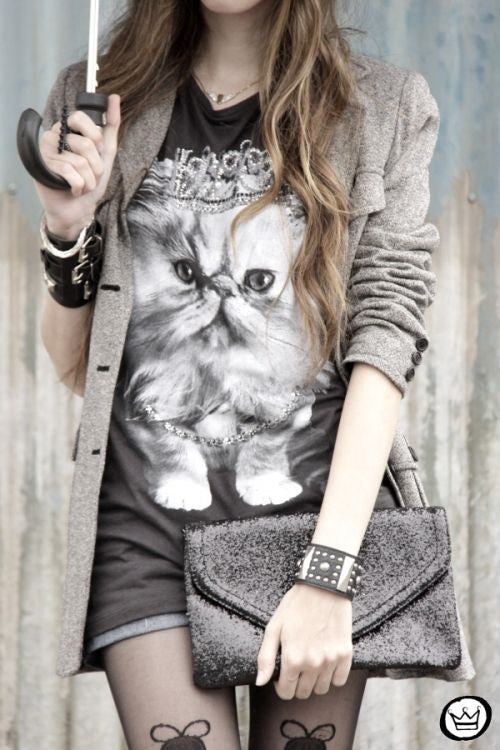 "The Rise of the Cool ""Crazy Cat Lady""!"